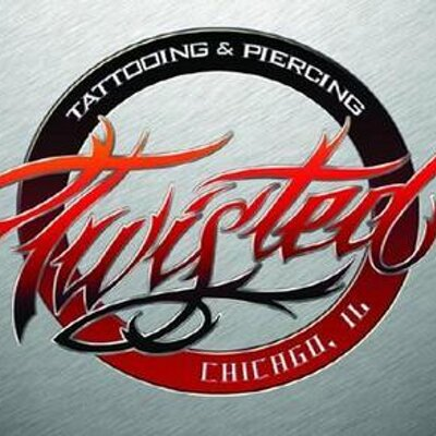 Twisted tattoo twistedtattoost twitter for Twisted tattoo chicago