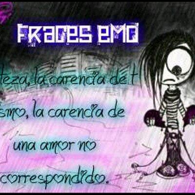 Frases Emo At Frasesemo21 Twitter