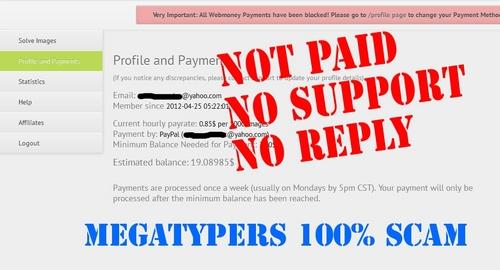 Megatypers Scam (@Megatypers_Scam)   Twitter