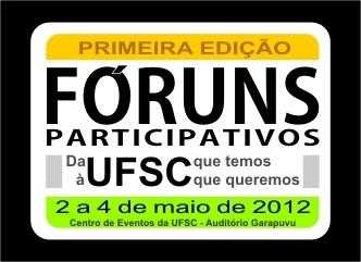 @Foruns_UFSC