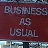 Business as usual reasonably small