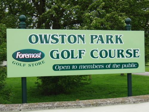Owston Park 9 Hole
