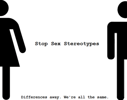Sex stereotypes