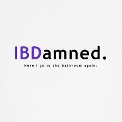 Ibd Humor On Twitter Purple Ribbon Meaning This Color Is A