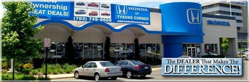 Good Honda Tysons Corner