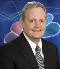 Chief Meteorologist for WCYB-TV