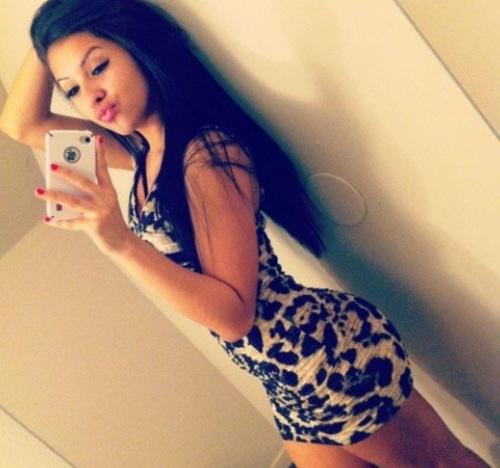 Mexican teen girl selfies