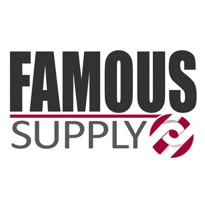 Famous Supply Company Logo