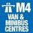 M4 Vans & Minibuses
