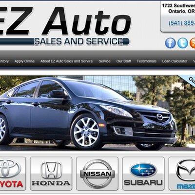 Ez Auto Sales >> Ez Auto Sales Ezautosalesor Twitter