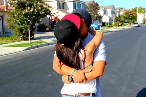Les jeunes adolescents noirs baisent