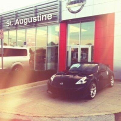 Nissan St Augustine >> Nissan St Augustine Nissanstaug Twitter