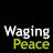 Waging Peace (@WagingPeaceUK) Twitter profile photo