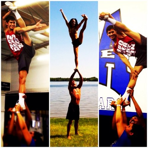 Cheer = Life Social Profile