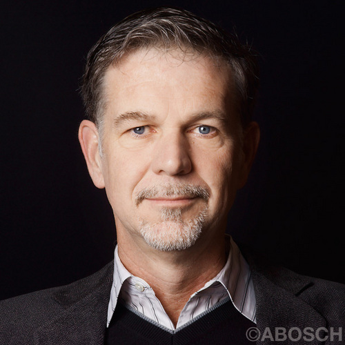 Reed Hastings Net Worth