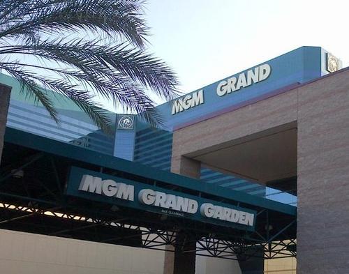Grand Garden Arena MGMGrandGarden Twitter