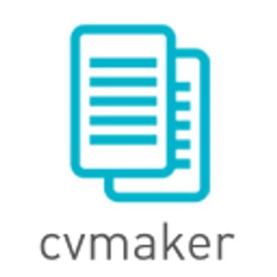 cv maker cvmkr twitter