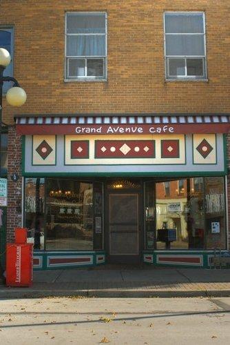Grand Ave Cafe Eau Claire Menu