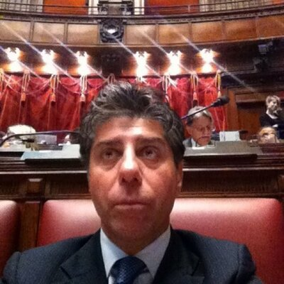 On. MAURIZIO BERNARDO Onorevole of the Chamber of Deputies