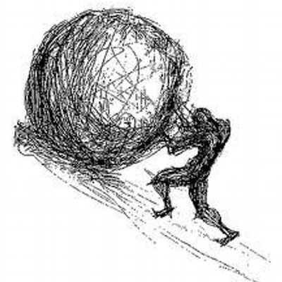 the myth of sisyphus and the The summation of the existentialist philosophy threaded throughout all his writing , albert camus' the myth of sisyphus is translated by justin.