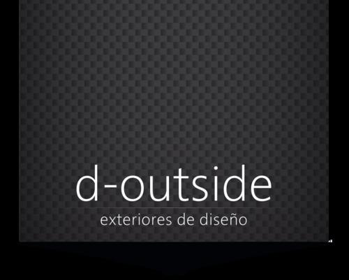 Decoraci n exterior d outside twitter for Decoracion exterior