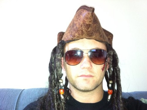 Mr pirate nxtmessage twitter - Monsieur pirate ...