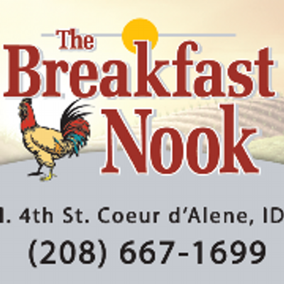 Breakfast Nook Restaurant Coeur D