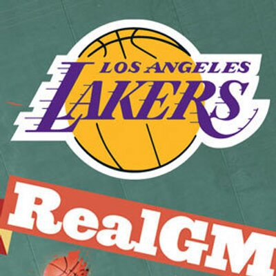 Lakers on RealGM (@Lakers_RealGM) | Twitter Realgm