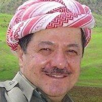 Masoud Barzani twitter profile