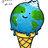 Warming Globe