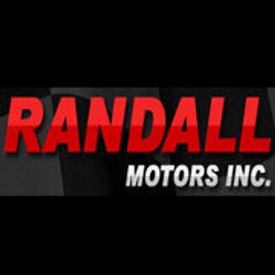 Randall motor co randallmotorco twitter Randall motors