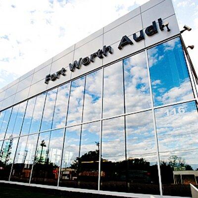 Fort Worth Audi FtWorthAudi Twitter - Fort worth audi