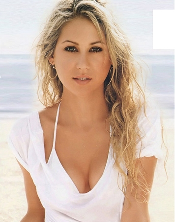 image Casting anna kournikova lookalike is an absolute nymph