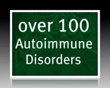 Autoimmune List