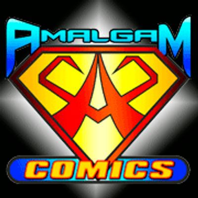"""Résultat de recherche d'images pour """"amalgam universe logo"""""""