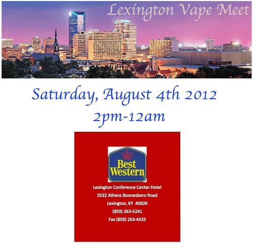 Lexington Vape Meet (@LexVapeMeet) | Twitter
