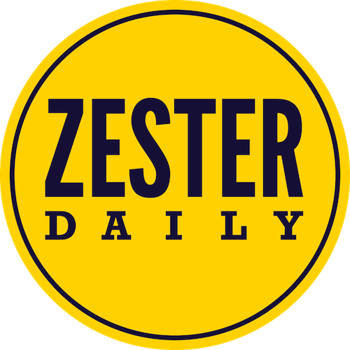 Zester Daily Social Profile