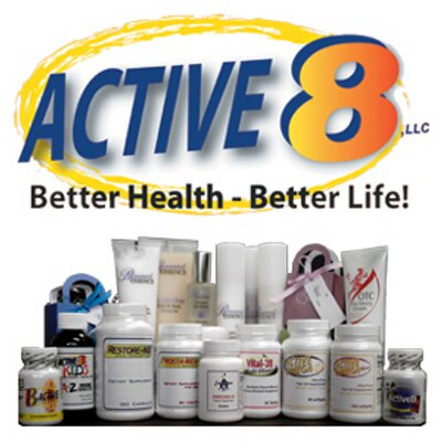 Active 8 Health | Social Profile