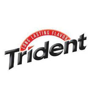 trident egypt tridentegypt twitter rh twitter com Stride Gum Logo Mentos Gum Logo