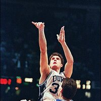 Christian Laettner (@laettnerbball) Twitter profile photo