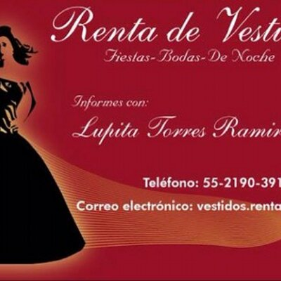 Renta Vestidos Noche At Rentavestidos Twitter