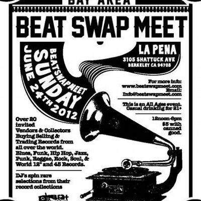 beat swap meet twitter