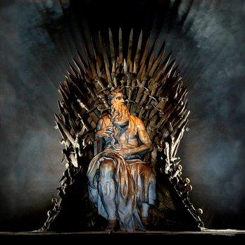 Trono hierro y arte tronohierroarte twitter - Trono de hierro ...