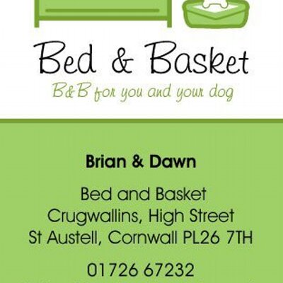 bed and basket