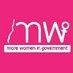 Twitter Profile image of @MoreWomenInGvt