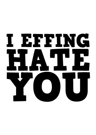 Ex hate why i my Here's Why