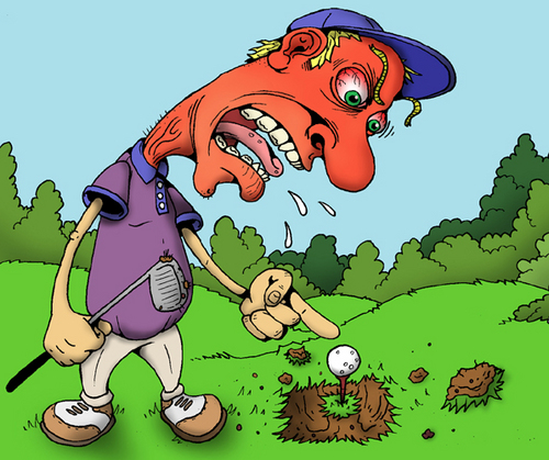 Bad Luck Golfer (@no_l...