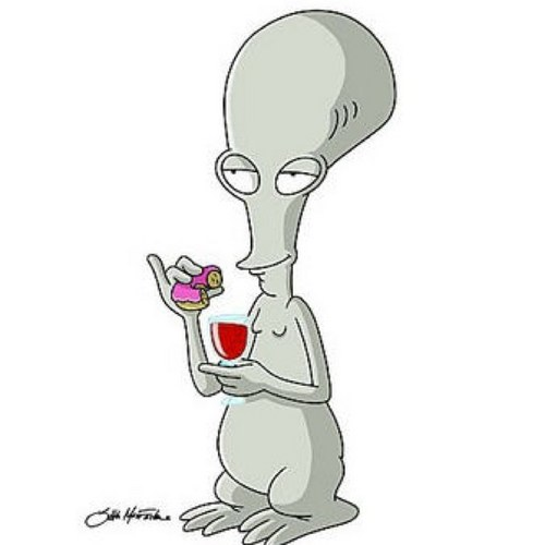 roger the alien