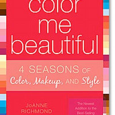 color me beautiful - Color Me Beautiful Book