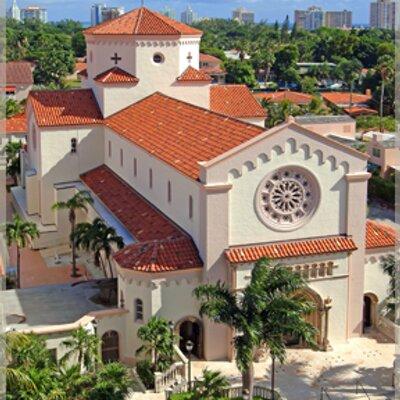 Saint Patrick Church Miami Beach